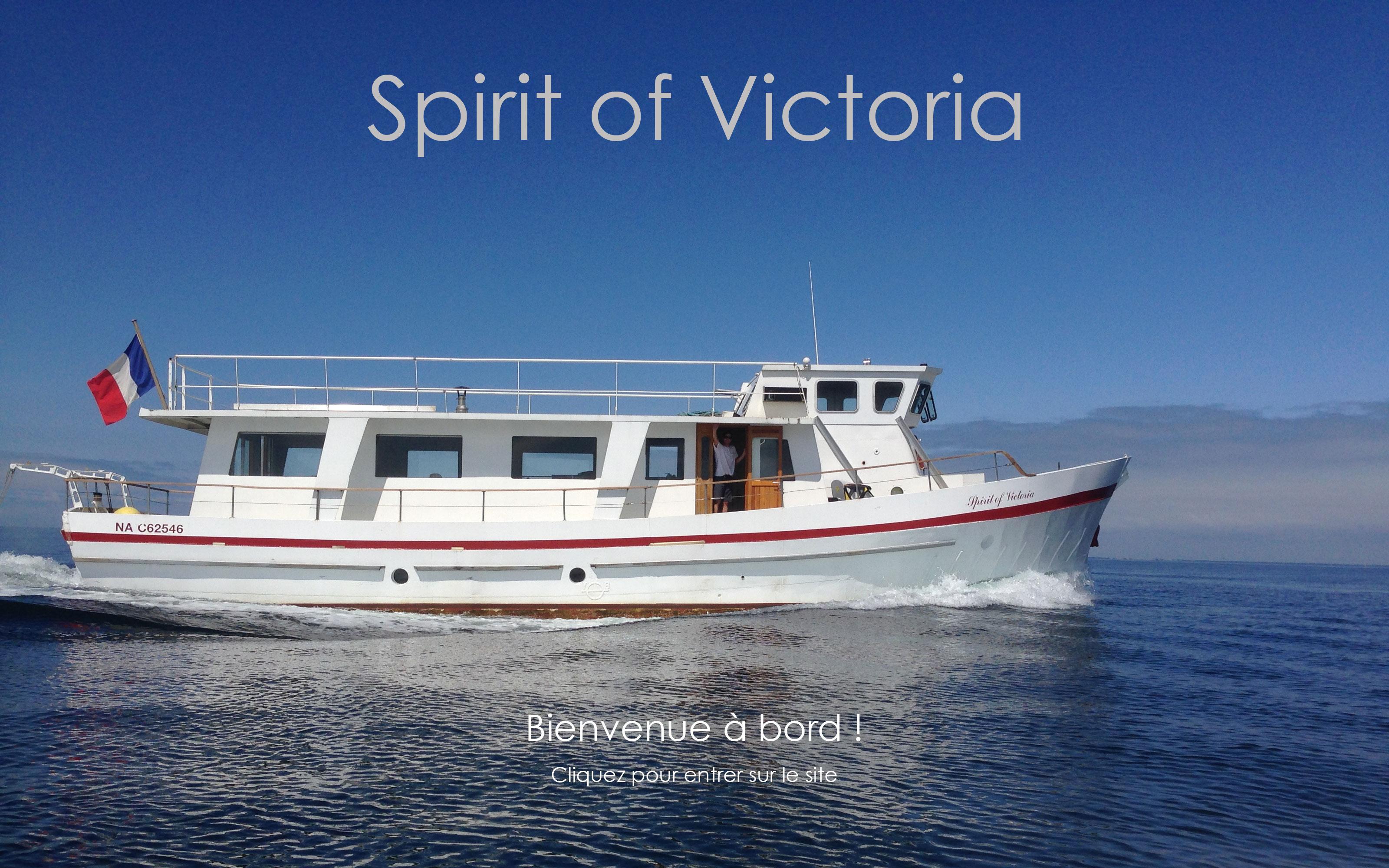 Spirit of Victoria Nantes, Erdre